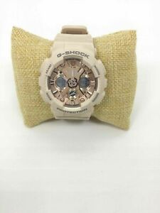 Casio G-Shock Rose Goldtone Chronograph Watch