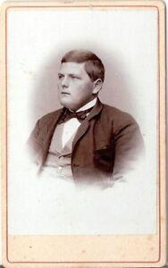CDV-Foto-Herrenportrait-um-1900