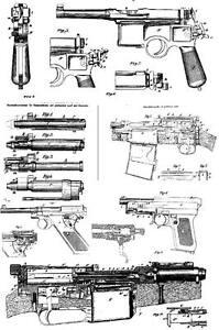 Mauser Waffen Pistole Gewehr Kompendium 4875 Seiten!