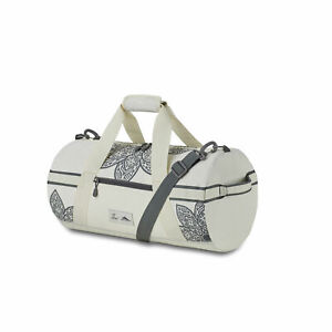 Life Is Good by High Sierra Cargo Duffel Mandala Putty White/ Slate Grey Mandala