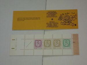 FINNLAND-MH-10-I-Mi-Nr-785-818-824-1978-mint-postfrisch