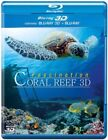 Fascination Coral Reef 3D (3D Blu-ray, 2013)