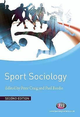 Sport Sociology by SAGE Publications Ltd (Paperback, 2010)