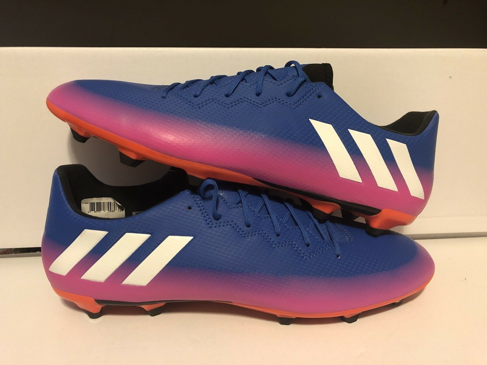 ae599d402de ADIDAS Messi 16.3 FG Ground Soccer Cleats Men s Size 13 Brand NEW Firm  nudkws5885-Men