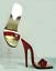 Womens 13cm European Nightclub Evening Party Stilettos Pump High Heel Shoes Uk