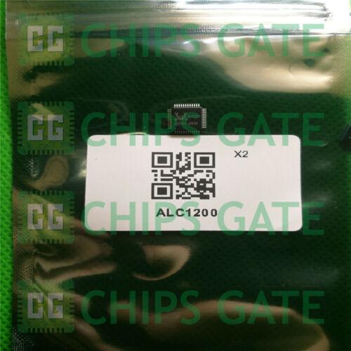 2PCS New Realtek ALC1200 QFP48 IC Chip