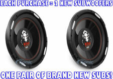 BOSS Audio P120F Phantom 12-inch 1400-watt SINGLE Voice Coil Subwoofer