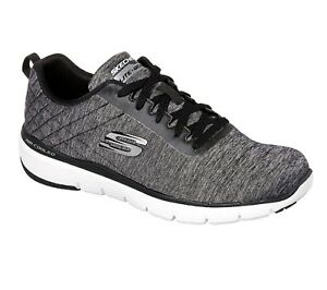 Details about Skechers Flex Advantage 3.0 Jection, Scarpe Sportive Indoor  Uomo Nero 52956/BKW