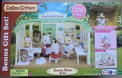Calico Critters Country Doctor Gift Set TRU Exclusive