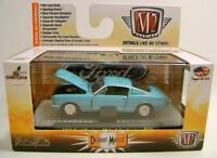 M2 Machines 1969 Castline Detroit Muscle Dodge Charger Daytona 440 Diecast Car Toys