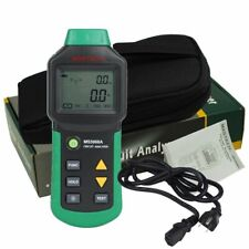 Circuit Analyzer Tester Compared True Rms W Ideal Sure Test Socket Measuring