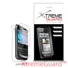 XtremeGuard Clear LCD FULL BODY Screen Protector Skin For Blackberry Bold 9790