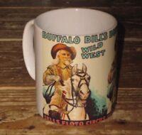 Buffalo Bill Wild West Advertising MUG