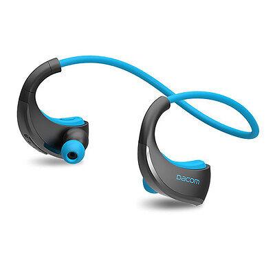 Waterproof Swimming Wireless Bluetooth Earphones Earbuds Stereo Music Headset AU