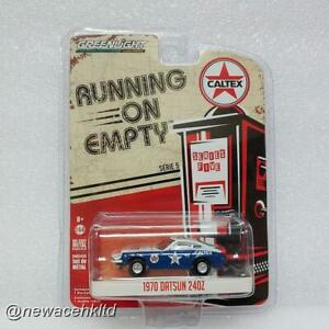 41050-E Greenlight 1//64 Running On Empty 5-1970 Datsun 240Z CALTEX
