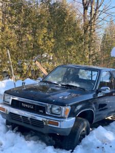 1990 Toyota Autres Pick-ups