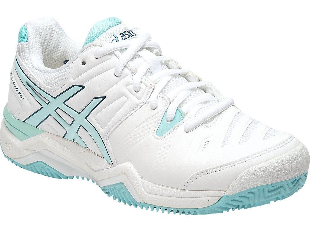 Bona Fide Asics Gel Challenger 10 Herringbone Womens Tennis shoes (B) (0140)