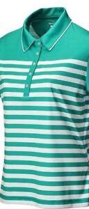 """Franc Ladies Golf, Tennis & Sports Shirt-séchage Rapide Matériau-large - 60% Off - (44 Pouces)-- 60% Off-(44 Inch)"""" afficher Le Titre D'origine"""