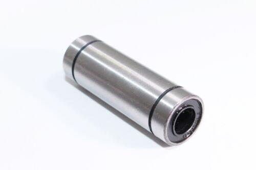 2 x 10mm 16-1//2 Hardened Shafts /& 2 LM10LUU Rod Rail Long Linear Bearing Motion