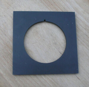 4x4-034-metal-lens-board-panel-for-compur-3-with-66-7mm-hole