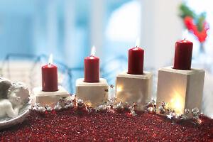 Details Zu New Linea Adventskranz Kerzenstander Kerzenhalter Modern Deko Selbst Gestalten
