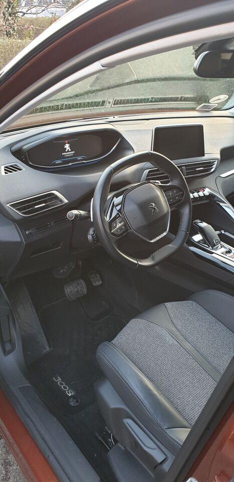 Peugeot 3008, 1,2 e-THP 130 Allure EAT6, Benzin