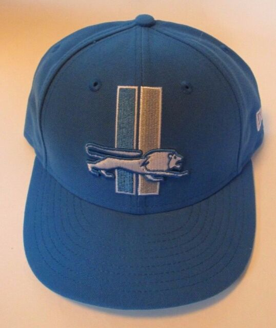 new lower prices wholesale outlet sneakers 59Fifty NFL Detroit Lions Fitted Hat Size 7 3/8 ( Blue ) for sale ...