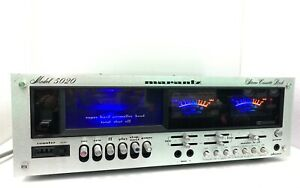 MARANTZ-5020-Stereo-Cassette-Deck-Vintage-1977-Refurbished-High-End-Like-NEW