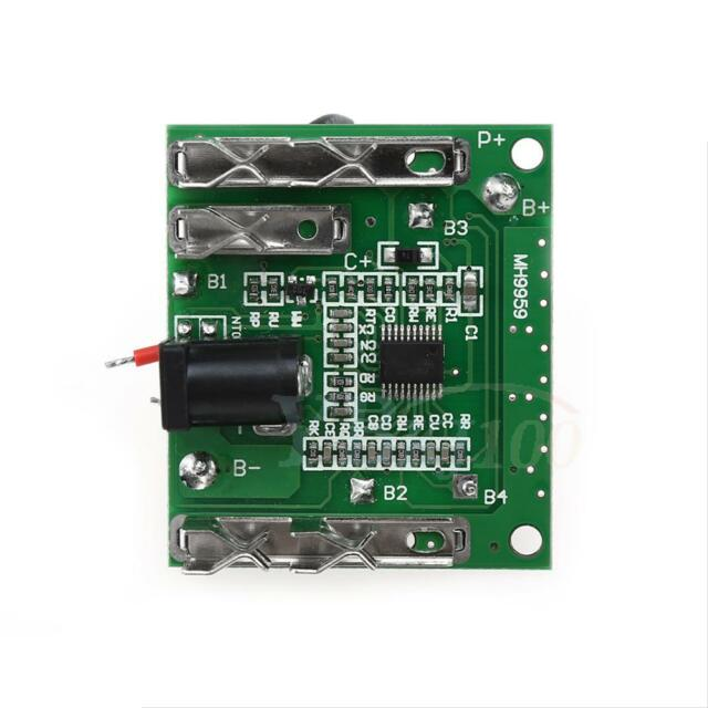 5s 18v 21v 20a pcb li ion lithium battery protect circuit board for5s 18v 21v 20a pcb li ion lithium battery protect circuit board for makita
