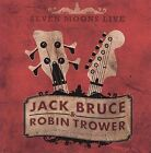 Seven Moons Live by Robin Trower/Jack Bruce (CD, Aug-2009, Ruf Records)