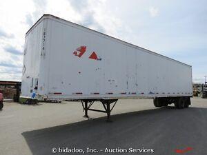 Dorsey-48-039-Storage-Dry-Van-Trailer-Enclosed-Semi-Body-Fifth-Wheel-Cargo