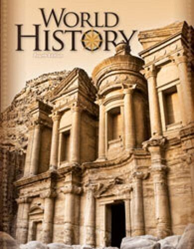 BJU Press - World History Student Text (4th Ed) 515742