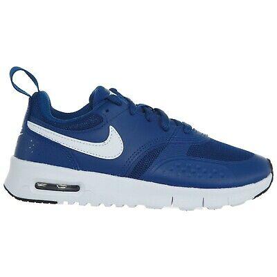 100% Vero Gioventù Nike Air Max Vision (ps) Da Palestra Blu/bianco 917858 402-mostra Il Titolo Originale