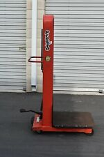 Presto Lifts M152 Foot Operated Stacker