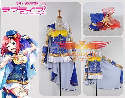 Love Live! Nishikino Maki Aries Dress Constellation Awakening Cosplay Costume