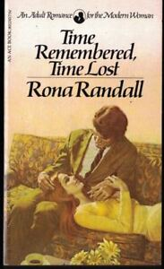 Time-Remembered-Lost-Time-Rona-Randall-Ace-First-Printing-1973-Paperback-Gothic