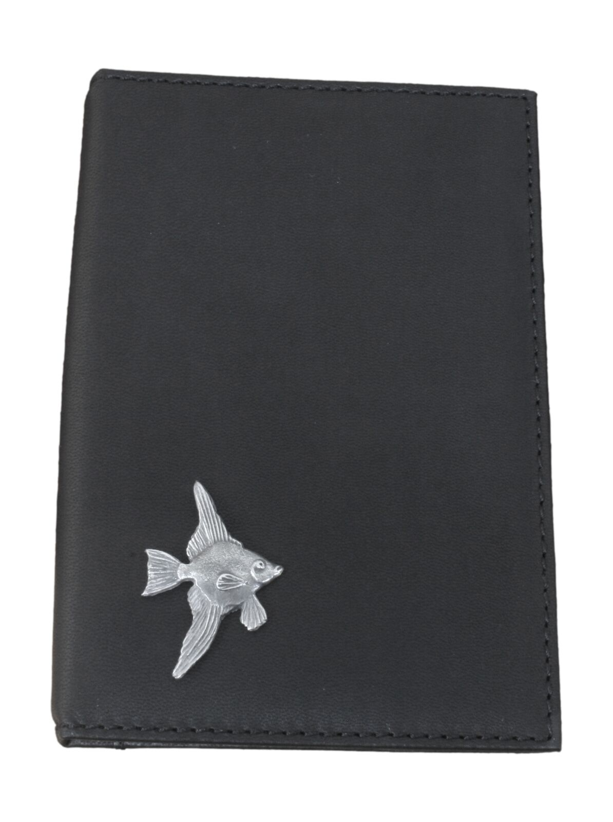 Angelfish Black Leather Shotgun/Firearms Certificate Holder 6