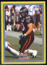 2004 JOGO CFL Canadian Football Series #2 Set (110 Cards)