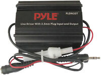 Pyle Pldn35t 3.5mm( 1/8) To 3.5mm (1/8) Stereo Audio Ground Loop Isolator