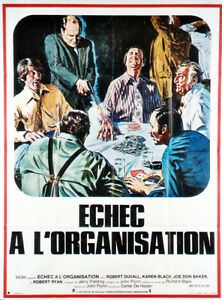 Affiche-40x60cm-ECHEC-A-L-039-ORGANISATION-THE-OUTFIT-1973-Robert-Ryan-Duvall-TBE
