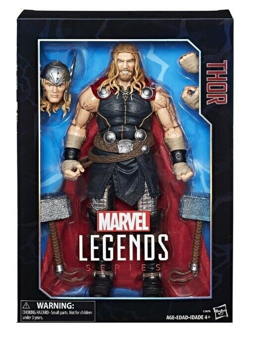 NEW - Marvel Legends Series Series Series 12-inch Thor Figure by Hasbro a2a43f