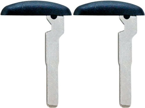 2 Pack Replacement Uncut Smart Remote Emergency Key Blade Insert For Ford