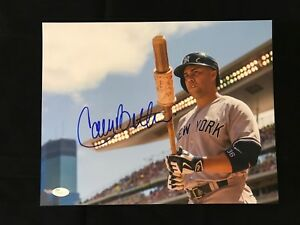 Details About Carlos Beltran Autograph Signed 11x14 Photo Jsa Certified Coa Yankees Astros