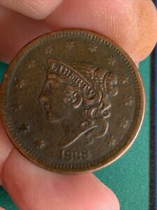 1838-1C-CORONET-HEAD-LARGE-CENT-1838-ONE-CENT