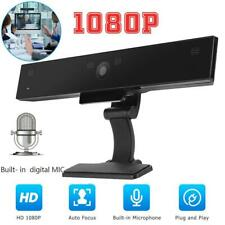 Wid... Besteker  1080P Wide Angle Camera with Microphones 1536P Full HD Webcam