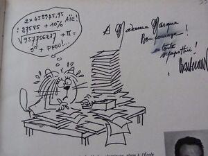 Details Sur E2 Livre Dedicace Barberousse Humour Voir Photo Dessin 1964
