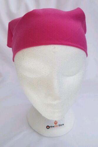 Sikh hindou Kaur Singh Rose Uni Bandana Head Wrap Gear rumal Mouchoir Cadeau