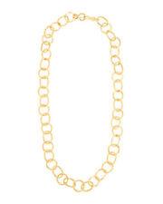 "Stephanie Kantis LEGEND 42/"" Oval /& Round Link Long Necklace $345"