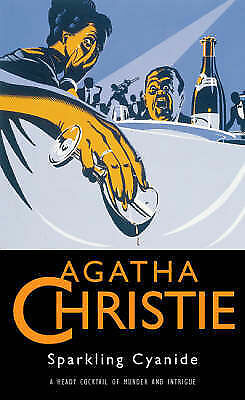 Christie, Agatha  Sparkling Cyanide (Agatha Christie Collection)  Book