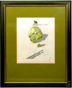 DALI-WOODCUT-DIVINE-COMEDY-INFERNO-HELL-CANTO-23-SIGNED